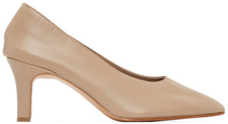 Martiniano Beige Party Heels