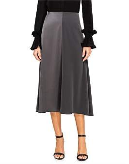 Co Japanese Stretch Crepe Skirt