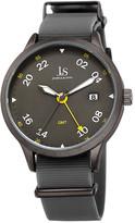 Joshua & Sons Men's Silicone Watch