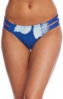 Carmen Marc Valvo Gilded Garden Bikini Bottom 8160385