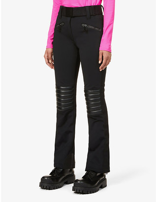 Goldbergh Rocky bootcut mid-rise stretch-woven trousers