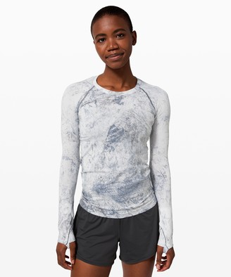 Lululemon Swiftly Tech Long Sleeve 2.0 *MultiDye