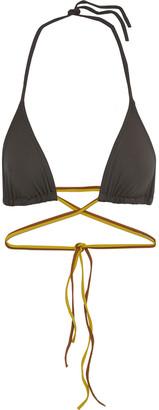 Eres Cinecitta Nicoletta Triangle Bikini Top