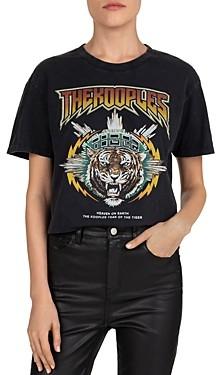 The Kooples Tiger Logo T-Shirt