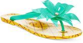 Kate Spade Flynn Pineapple-Embellished Sandals