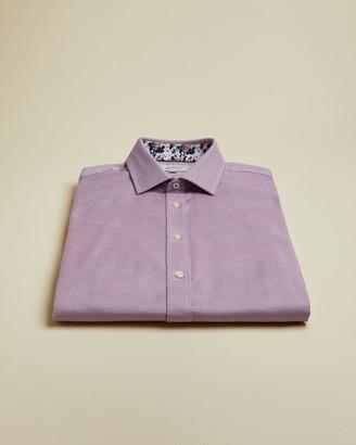 Ted Baker Endurance Geo Cotton Shirt