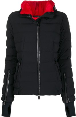 MONCLER GRENOBLE Front Zip Puffer Jacket