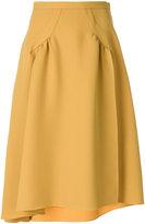 No.21 midi full skirt