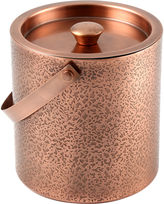 Cambridge Silversmiths Copper-Etched Ice Bucket