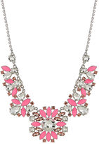 KATE SPADE NEW YORK Frosty Floral Necklace