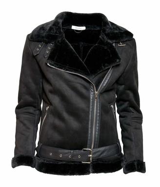 SPARKZ COPENHAGEN Women's Roy Faux Leather Jacket