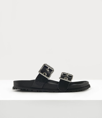 Vivienne Westwood Men'S Alex Trek Sandal Black