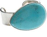 ASOS Genuine Turquoise Stone Cuff