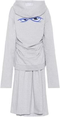 Vetements Cotton-blend dress