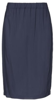 Boglioli Knee length skirt