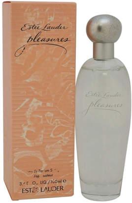 Estee Lauder Women's Pleasures 3.4Oz Eau De Parfum Spray