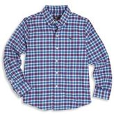 Vineyard Vines Toddler's, Little Boy's & Boy's Wainscott Shirt