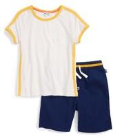 Splendid Boy's Cactus Camo T-Shirt & Shorts Set