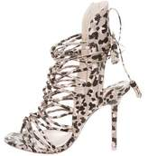 Sophia Webster Lacey Caged Sandals