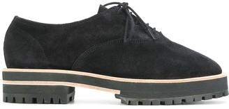 Repetto Platform Lace-Up Shoes