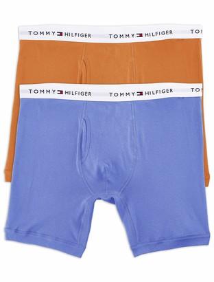 Tommy Hilfiger Men's Underwear Cotton Classics Boxer Briefs