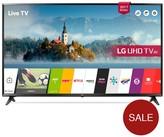LG Electronics 43UJ630V 43 Inch, 4K Ultra HD HDR, Smart, LED TV