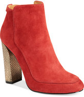 Calvin Klein Women's Jasalina Ankle Booties