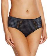 Rosa Faia Women's 1476 Checkered Brief