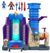 Power Rangers Fisher-Price Imaginext Command Center Playset