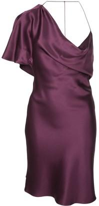 Cushnie single sleeve dress