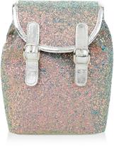 Monsoon Disco Glitter Mini Rucksack