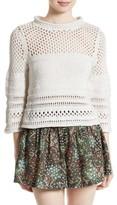 Rebecca Taylor Women's Confetti Knit Pullover