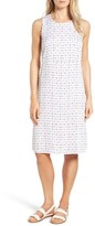 Nordstrom Women's Stretch Silk Shift Dress