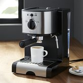 Crate & Barrel Capresso ® EC100 Pump Espresso and Cappuccino Machine