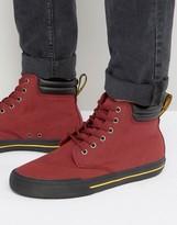 Dr. Martens Eason Hi Top Canvas Sneakers
