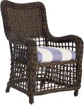 Lane Venture Moraya Bay Side Chair, Periwinkle