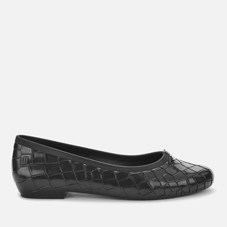 Melissa Women's Margot Orb Ballet Flats - Black
