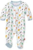 Magnificent Baby Boy's Circus Footie