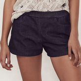 Lauren Conrad Women's Pull-On Jean Shorts