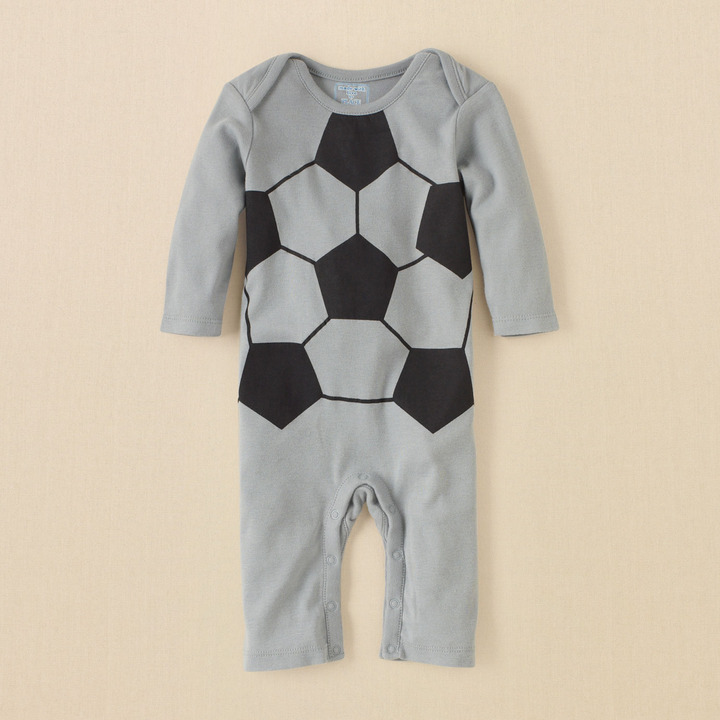 Children's Place Soccer coverall