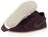Nike Action - Braata LR Mid (Port Wine/Light Bone/Port Wine) - Footwear
