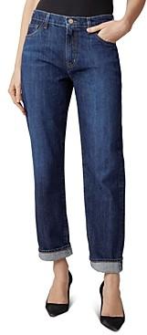 J Brand Tate Straight Jeans in Perception