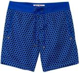 Mr.Swim Men's Marilyn Geo Swim Trunk 8124640