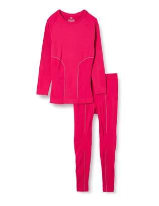 Color Kids Girl's Ski Nahtlose termo Unterwasche Sports Underwear