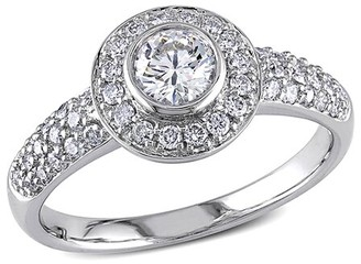 Rina Limor Fine Jewelry 14K 1.00 Ct. Tw. Diamond Engagement Ring