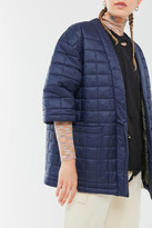 Gramicci Tie-Front Padded Jacket