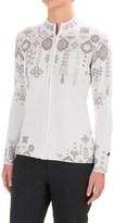 Obermeyer Chalet Cardigan Sweater - Full Zip, Merino Wool (For Women)