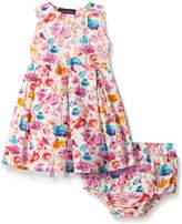 Andy & Evan Baby Girls' Floral Party Dress