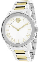 Movado Bold 3600208 Women's Round Silver Stainless Steel Watch