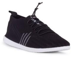 Danskin Active Slip On Sneaker with Adjustable Bungee Lacing Women's Shoes